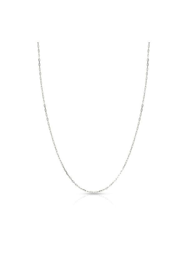 W.KRUK Złoty Łańcuszek - złoto 375 - ZVI/LA403B. Materiał: złote. Kolor: złoty. Wzór: ze splotem