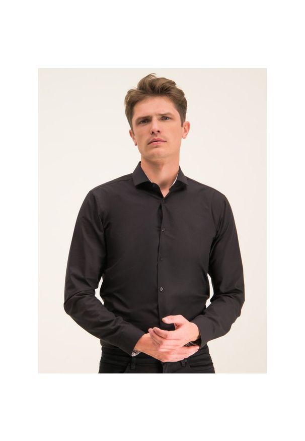 Czarna koszula Hugo