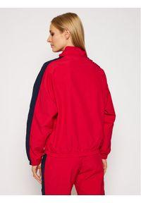 Czerwona kurtka przejściowa Champion