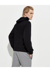 Kenzo - KENZO - Czarna bluza z tygrysem. Kolor: czarny. Materiał: bawełna. Długość rękawa: długi rękaw. Długość: długie. Wzór: haft
