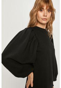 Czarna sukienka Vero Moda mini, oversize, na co dzień, casualowa