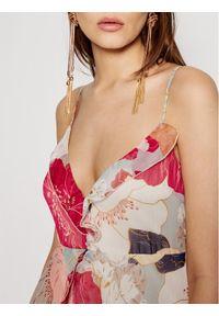 Liu Jo Sukienka letnia IA1101 T2461 Kolorowy Regular Fit. Wzór: kolorowy. Sezon: lato