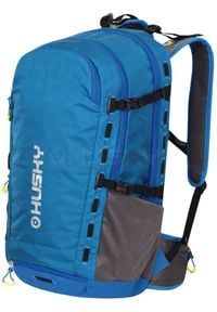 Husky plecak Clever 30L niebieski. Kolor: niebieski