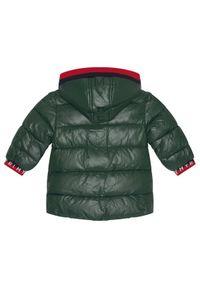 Zielona kurtka puchowa Mayoral