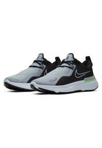 Buty męskie do biegania Nike React Miler Shield CQ7888. Materiał: guma. Szerokość cholewki: normalna. Sport: fitness, bieganie