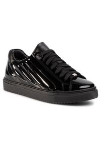 Czarne buty sportowe Eva Longoria
