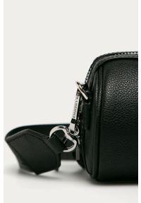 Czarna torebka Karl Lagerfeld na ramię, mała