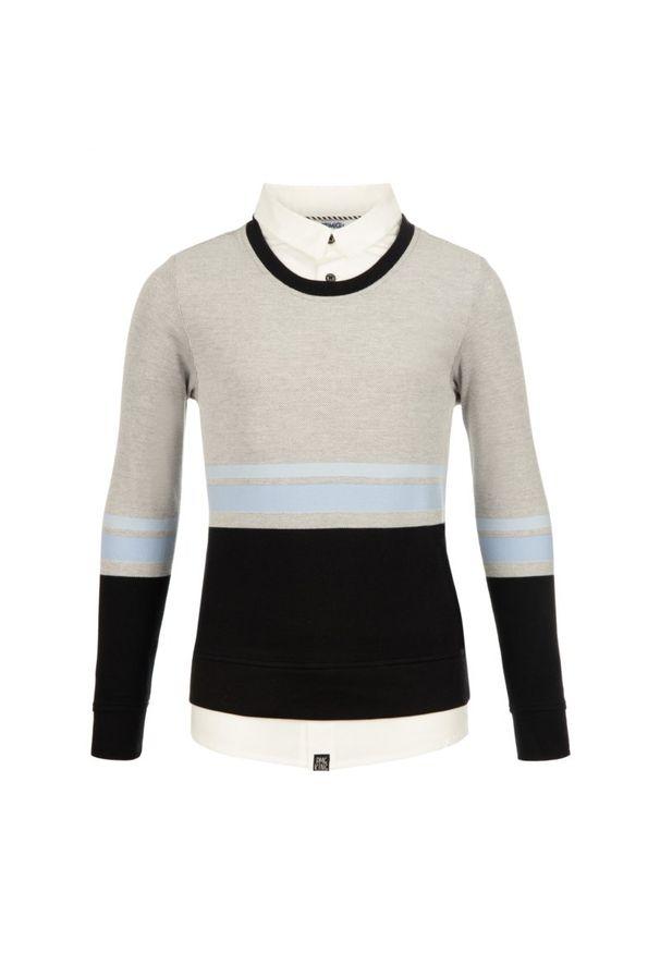 Szary sweter Primigi polo