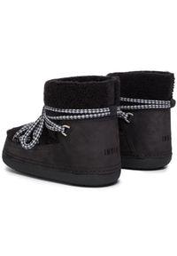 Czarne śniegowce Inuikii