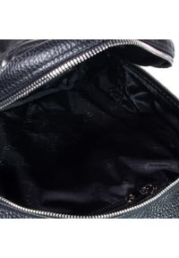 Czarny plecak Eva Minge klasyczny