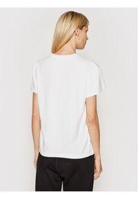 Seafolly T-Shirt Leisure 54570 Biały Regular Fit. Kolor: biały