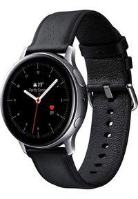 SAMSUNG - Smartwatch Samsung Galaxy Watch Active 2 Czarny (SM-R820NSSAXEO). Rodzaj zegarka: smartwatch. Kolor: czarny