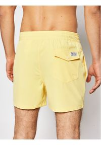 Żółte szorty Polo Ralph Lauren