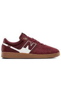 New Balance Numeric NM508BWP. Materiał: zamsz. Szerokość cholewki: normalna. Sport: skateboard