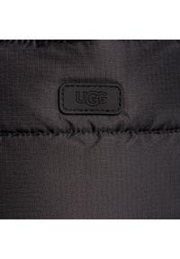 Czarna torebka klasyczna Ugg na ramię