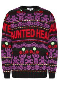 Sweter klasyczny MSGM w kolorowe wzory #5