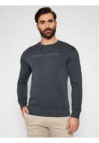 Marc O'Polo Bluza M22 4100 54020 Szary Relaxed Fit. Typ kołnierza: polo. Kolor: szary