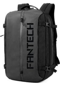 Czarny plecak na laptopa Fantech