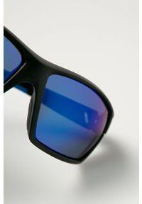 Uvex - Okulary przeciwsłoneczne Sportstyle 225. Kształt: prostokątne. Kolor: niebieski