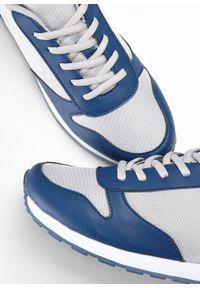Srebrne buty sportowe bonprix