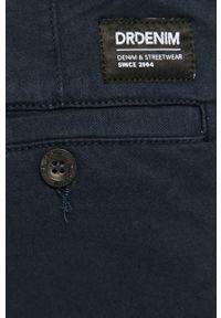 Niebieskie spodnie Dr. Denim