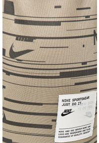 Zielone spodnie dresowe Nike Sportswear