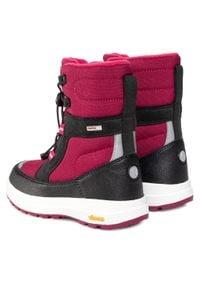 Reima - Śniegowce REIMA - Laplander 569351F 3690. Kolor: różowy. Materiał: skóra, skóra ekologiczna, materiał. Szerokość cholewki: normalna #4