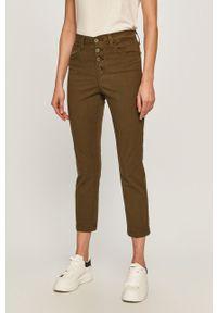 Oliwkowe jeansy Levi's® na spotkanie biznesowe, biznesowe