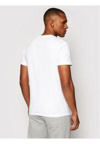 Superdry T-Shirt Core M1010248A Biały Regular Fit. Kolor: biały