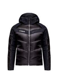 Descente - Kurtka narciarska DESCENTE BARRET. Materiał: tkanina, puch. Sport: narciarstwo