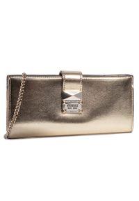 Złota torebka Guess elegancka