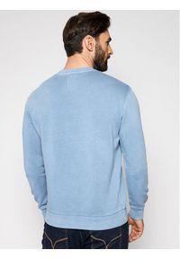 Marc O'Polo Bluza M22 4100 54020 Niebieski Relaxed Fit. Typ kołnierza: polo. Kolor: niebieski