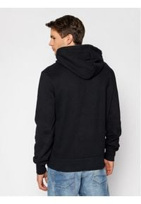Superdry Bluza Vl Itago Hood M2011144A Czarny Regular Fit. Kolor: czarny
