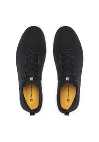 CATerpillar Półbuty Hex Shoe P724079 Czarny. Kolor: czarny