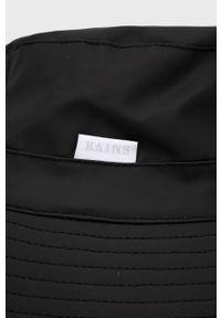 Rains - Kapelusz 2001 Bucket Hat. Kolor: czarny