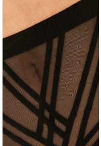 Czarne majtki Dorina