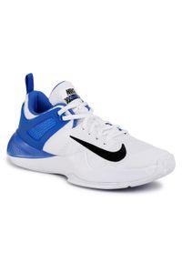 Białe buty do fitnessu Nike z cholewką, na co dzień