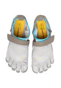 Szare buty sportowe Vibram Fivefingers z cholewką, Vibram FiveFingers #7