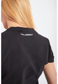 T-shirt Karl Lagerfeld casualowy, na co dzień