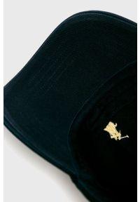 Polo Ralph Lauren - Czapka. Kolor: niebieski