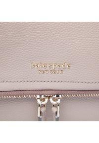 Kate Spade Torebka Large Flap Crossbody PXR00404 Beżowy. Kolor: beżowy