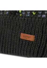 Zielona czapka zimowa Barts