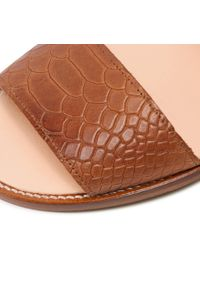 Brązowe sandały Baldaccini