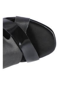 Karino - Sandały KARINO 3668/126-P Czarny. Kolor: czarny