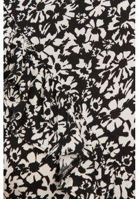 Czarna sukienka Answear Lab z długim rękawem, mini, wakacyjna #6