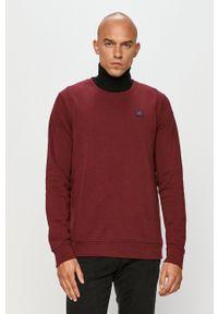 Clean Cut Copenhagen - Bluza bawełniana. Okazja: na co dzień. Kolor: czerwony. Materiał: bawełna. Styl: casual