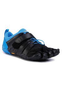 Czarne buty treningowe Vibram Fivefingers z cholewką, Vibram FiveFingers