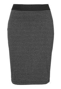Czarna spódnica Cellbes elegancka, z aplikacjami