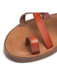 Refresh - Sandały REFRESH - 72655 Camel. Okazja: na co dzień. Kolor: brązowy. Materiał: skóra ekologiczna, skóra. Sezon: lato. Styl: casual #7