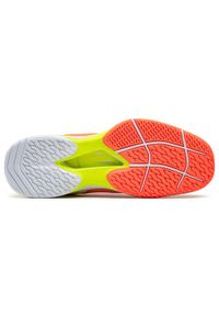 Pomarańczowe buty do tenisa Babolat